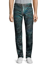 Robin's Jean Dyed Skinny Fit Jeans Multicolor