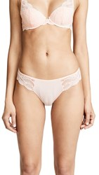 Lejaby Maison Insaisissable Thong Peach