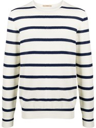 Nuur Striped Knit Jumper 60