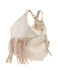Lavand. Backpacks And Fanny Packs Beige