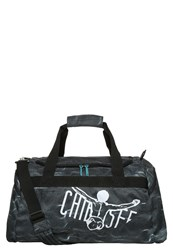 Chiemsee Sports Bag Grandiloquent Meteor Black
