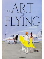 Assouline The Art Of Flying Book Multicolour