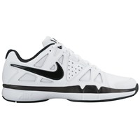 Nike Air Vapor Advantage Leather Men's Tennis Shoes White Black