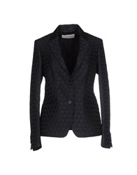 Mauro Grifoni Coats And Jackets Jackets Women Dark Blue