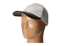 Vince Camuto Textured Knit Baseball Black Baseball Caps
