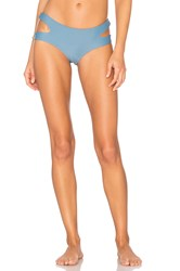 Stone Fox Swim Arlo Bikini Bottom Green