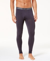 32 Degrees Men's Base Layer Leggings Coal