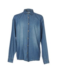 Scout Denim Shirts Blue