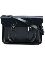 The Cambridge Satchel Company Double Buckle Blue