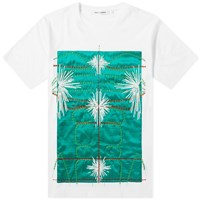 Craig Green Embroidered Body Tee Green