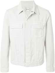 Mauro Grifoni Shirt Jacket Nude And Neutrals