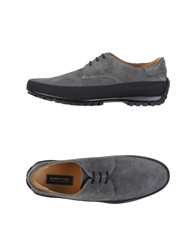 Pakerson Lace Up Shoes Grey