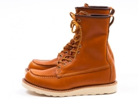 Red Wing Shoes A Red Wing Shoes 9877 Irish Setter Gold Russet S