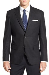 Men's John W. Nordstrom Classic Fit Wool And Cashmere Blazer