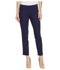 Nydj Alina Pull On Ankle In Republique Navy Republique Navy Women's Jeans Blue
