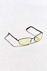 Urban Outfitters Game Hero Oval Glasses Black
