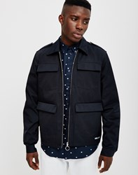 Wood Wood Vali Jacket Navy