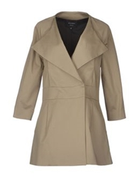 Giuliano Fujiwara Full Length Jackets Dove Grey