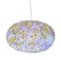Kartell Lavender Bloom Suspension Lamp 80X51.5Cm