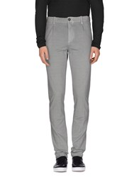 Myths Trousers Casual Trousers Men Grey