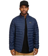 Vans 66Th Parallel Mountain Edition Jacket Dress Blues Men's Coat Navy