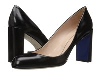 Furla Sinfonia Pump Onyx High Heels Black