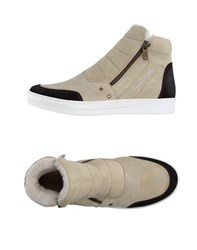 Alessandro Dell'acqua Footwear High Tops And Trainers Men