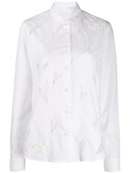 Viktor And Rolf Heart To Heart Embroidered Shirt 60