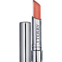 By Terry Women's Hyaluronic Sheer Rouge Hydra Balm Fill And Plump Lipstick Peach No Color Peach No Color