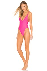 Minimale Animale The Voyager One Piece Pink