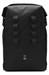 Chrome Urban Ex Rolltop Waterproof Backpack Black