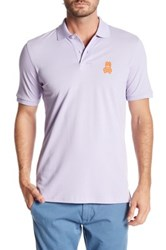 Psycho Bunny Pima Cotton Polo Pink