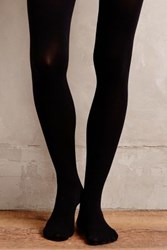 Pure Good Opaque Tights Black