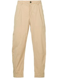 Kolor Technical Casual Chinos Brown
