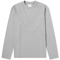 Les Basics Le Long Sleeve Tee Grey