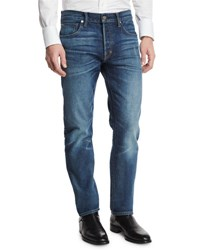 Tom Ford Regular Fit Selvedge Denim Jeans Indigo