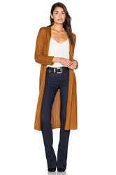 Lovers Friends X Revolve Harlowe Cardigan Tan