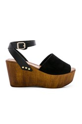 Seychelles Forward Wedge Black