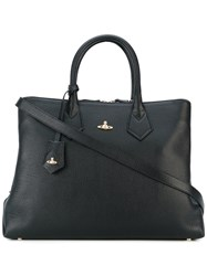 Vivienne Westwood Balmoral Shopper Women Leather One Size Black
