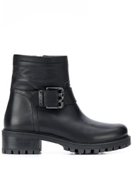 Albano Buckled Ankle Boots 60