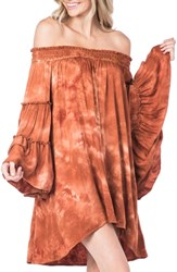 Green Dragon Paradise Cover Up Dress Spice