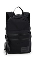 Rebecca Minkoff Nylon Medium Backpack Black