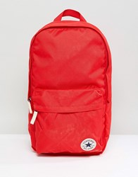 67e8b0d93f Converse Chuck Taylor Patch Backpack In Red