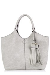 Oasis Tammy Tote Grey