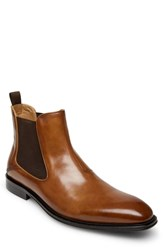 Steve Madden Malice Chelsea Boot Tan Leather