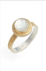 Anna Beck Women's Semiprecious Stone Ring