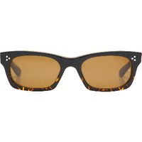Oliver Goldsmith Tortoise Split Vice Consul Sunglasses