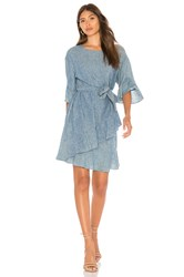 The Jetset Diaries Sloan Mini Dress Denim