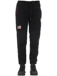 Polo Ralph Lauren Logo Techno Pants Black