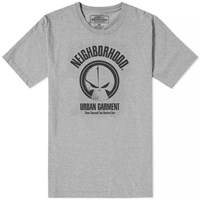 Neighborhood Dead Man Tee Grey